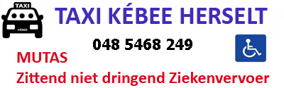 Taxi Kebee Herselt | Taxi Kebee Herselt   Contact
